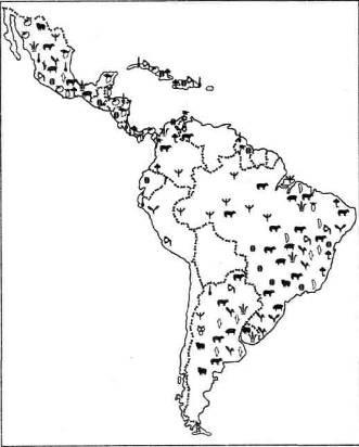 Сільське господарство країн Латинської Америки