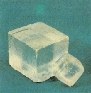Кам'яна сіль — осадова гірська порода
