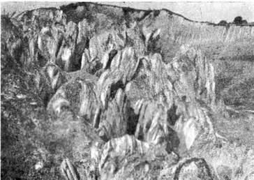Соляний шток у Солотвино